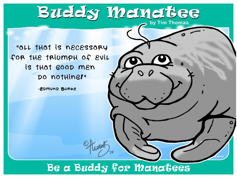 Buddy Manatee